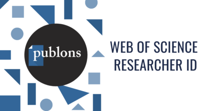 Web of Science Researcher ID
